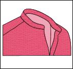 Fiche couture: les différents types de col et leur montage