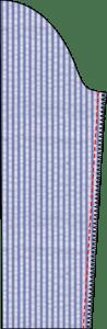 Tutoriel: Monter facilement un poignet avec fente indéchirable