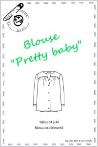 Blouse Pretty baby
