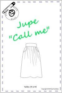 Jupe Call me