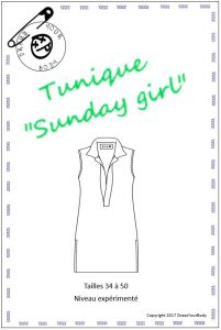 tunique sunday girl