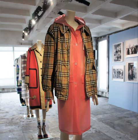 Exposition Burberry
