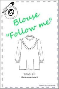 blouse Follow me