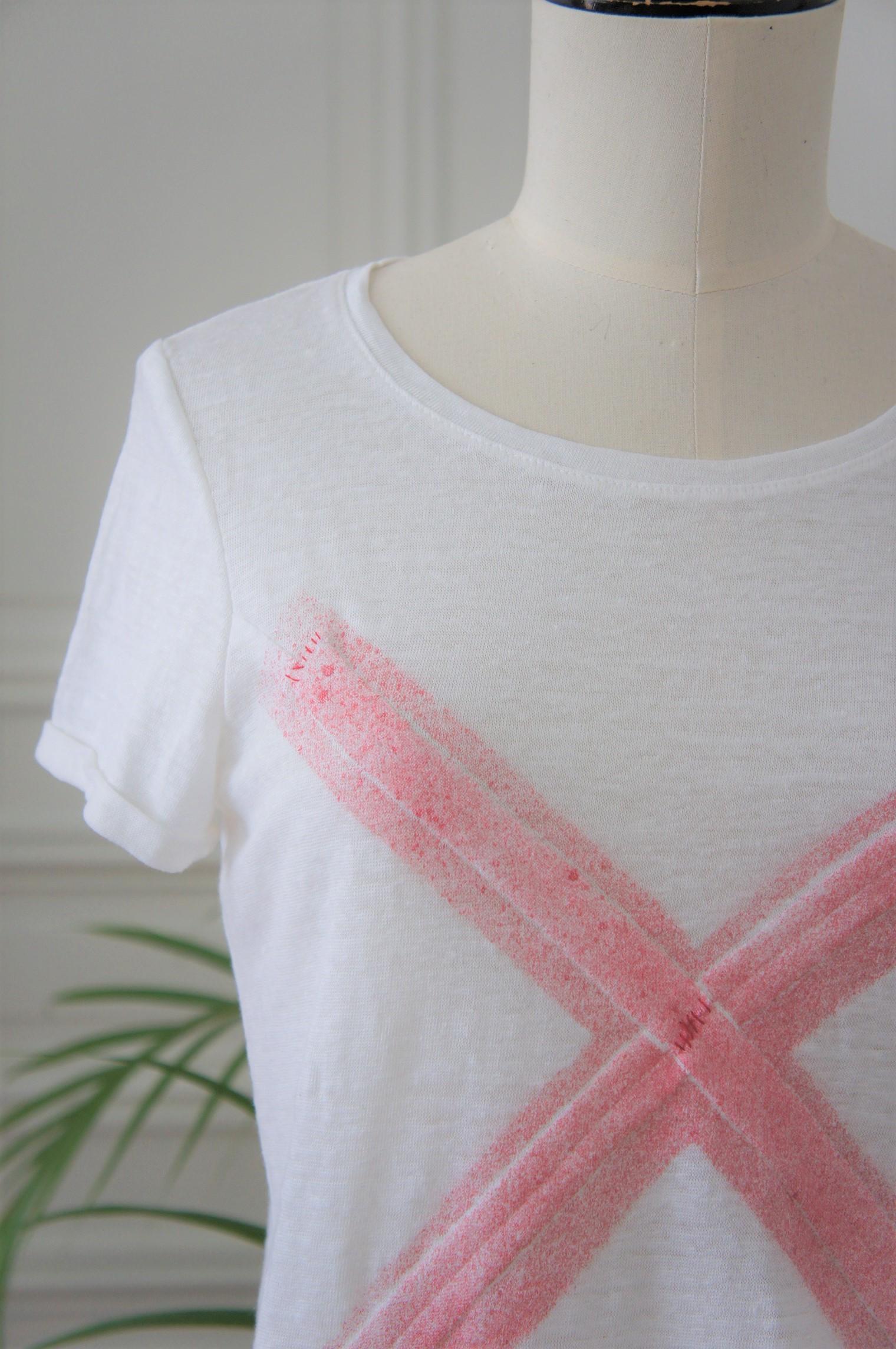 T-shirt X Offender Taille 34 à 50