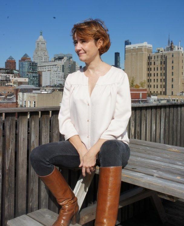 Christine Ganneau créatrice des patrons DressYourBody