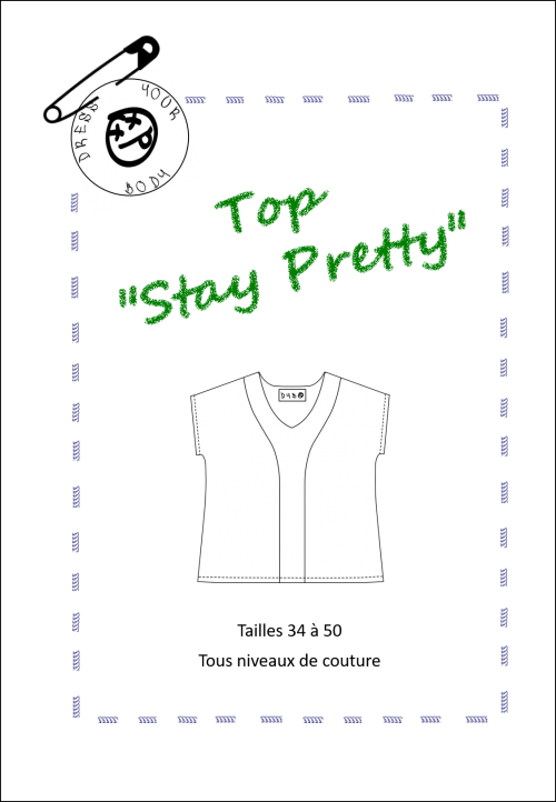 blouse Stay pretty guide montage