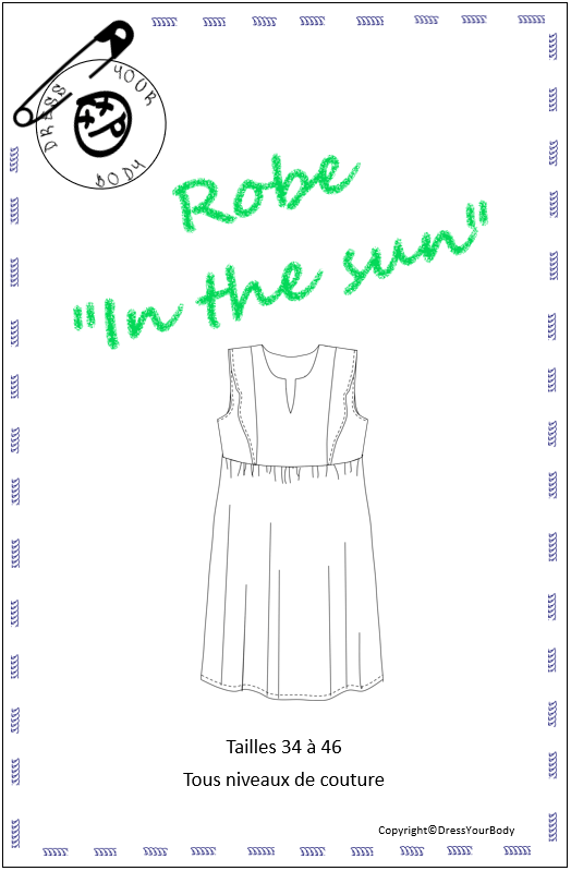 Robe in the sun