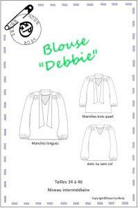 Blouse Debbie